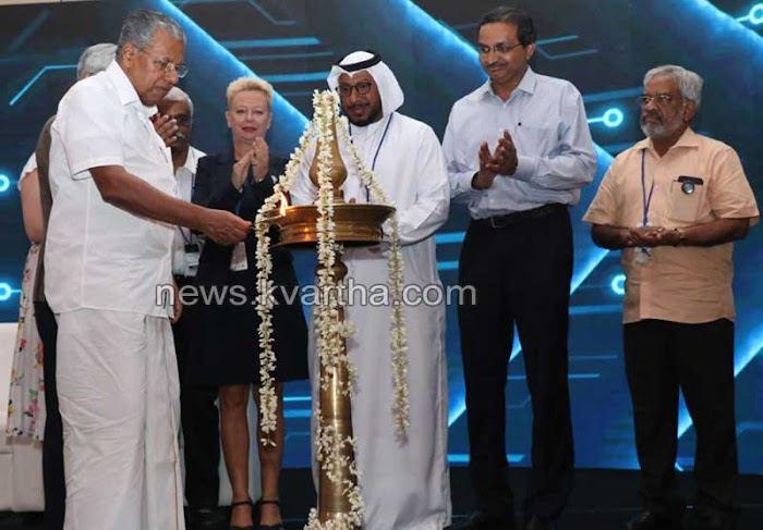 Kerala capital to become space city of India: CM