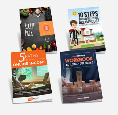 I Will Create Ebook Design And Lead Magnet