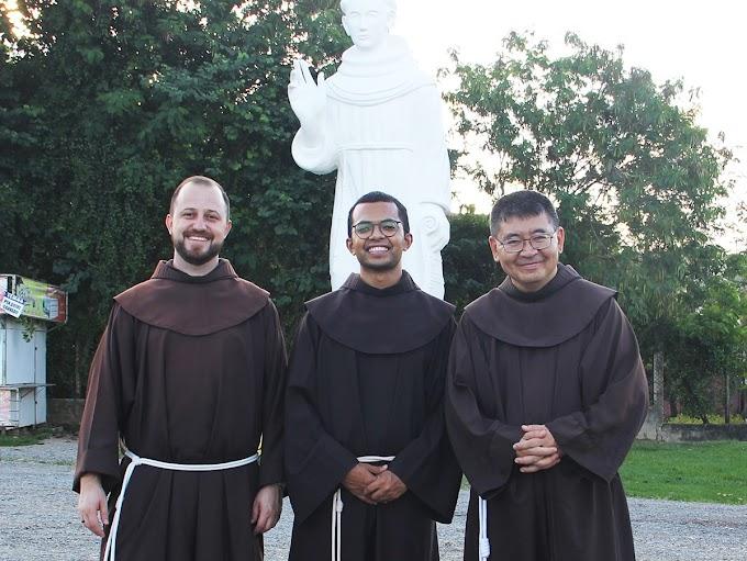 Frades Menores assumem o Santuário de Frei Galvão a partir deste domingo (11)