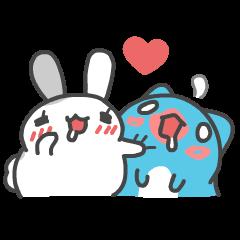 BugCat Capoo & Tutu - kiss me
