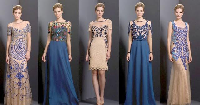 Элегантное платье на Новый год