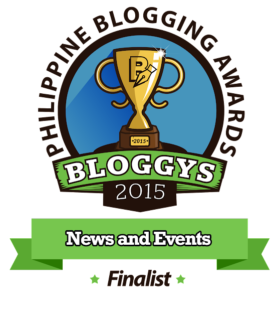 TheSummitExpress Bloggys 2015 Finalist