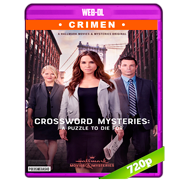 The Crossword Mysteries: A Puzzle to Die For (2019) AMZN WEB-DL 720p Latino