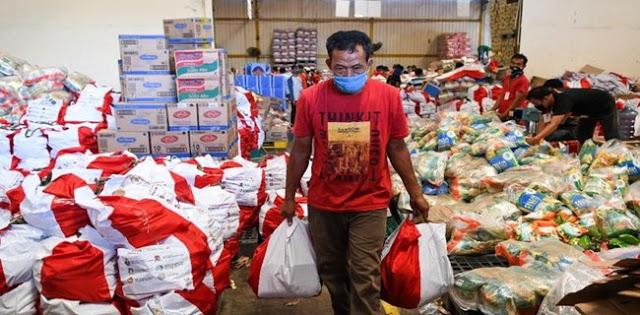 Pembagian Bansos Amburadul, Saiful Anam: Data Bansos Saja Tidak Jelas, Gimana Mau Basmi Corona?