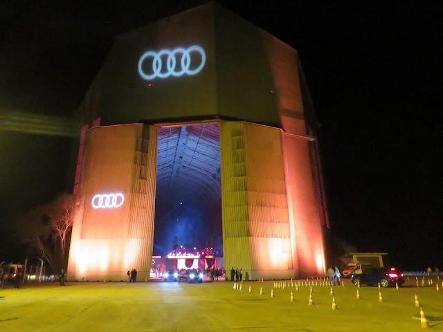 Audi lança A5 e Q5 no Hangar do Zeppelin - Rio de Janeiro