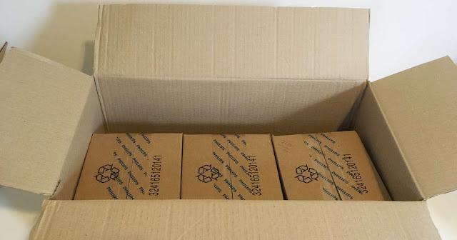 กล่องพัสดุจาก Kerry
