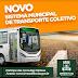 População pode contribuir até hoje para o novo Sistema Municipal de Transporte Coletivo