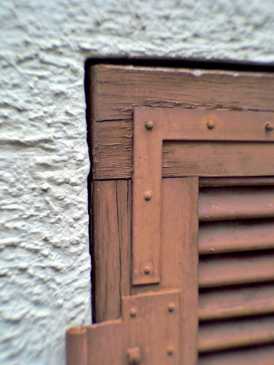 #311 Pentax 07 Mount Shield Lens f9 11.5mm – Fensterladen