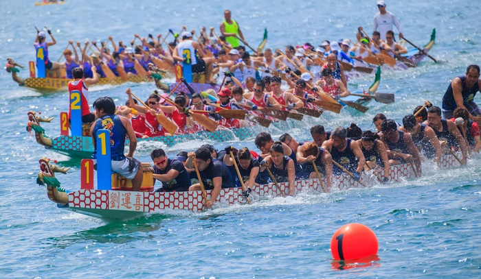 The Legend of Dragon Boat Festival & Zongzi
