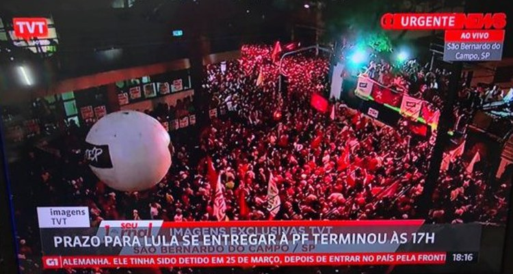 TVT Anuncia Processo Contra Globo News Após Sequestro De Imagens | A