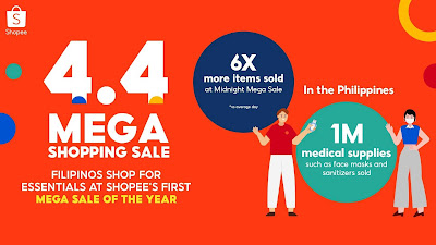Shopee Mega Sale