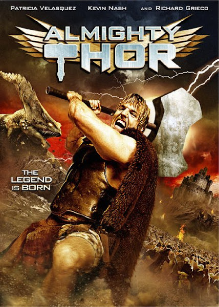 Poster Of Almighty Thor 2011 720p Hindi BRRip Dual Audio Full Movie Download