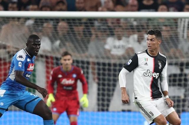 Juventus vs Napoli: Prediksi Skor Liga Italia Kamis 8 April 2021