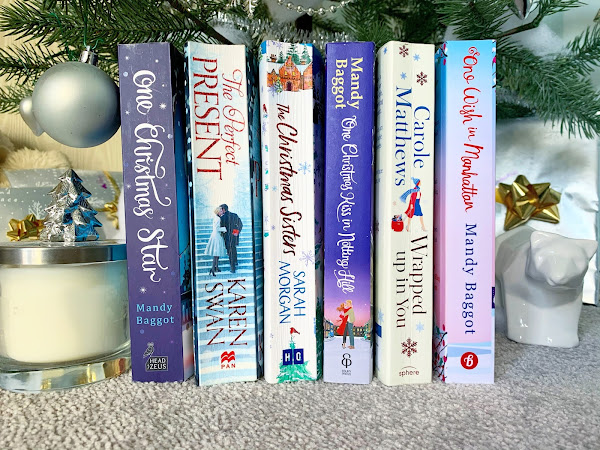 Christmas Books I Want To Read