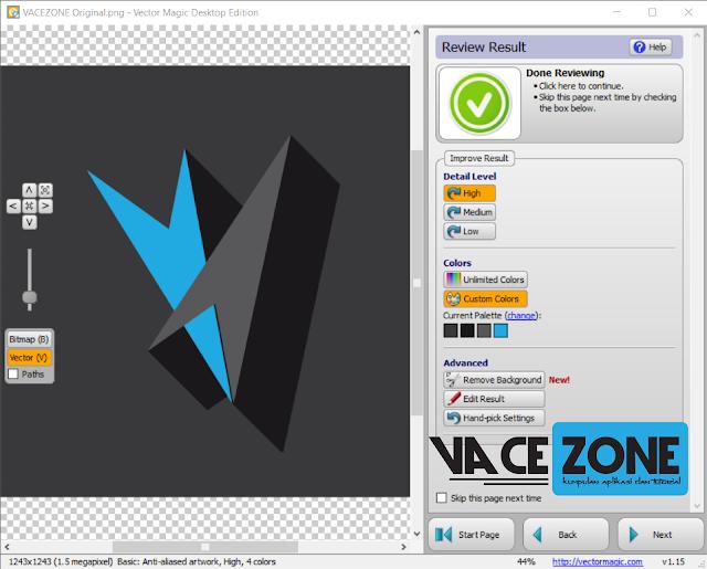 Vector Magic 1.15 Desktop Edition Full Version - VACEZONE