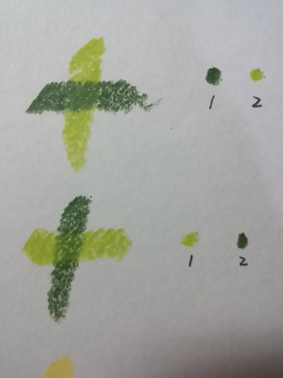 【雜談】色鉛筆的3種疊疊樂順序(圖多)|我的色鉛筆