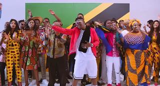 Tanzania All Stars - Uzalendo video