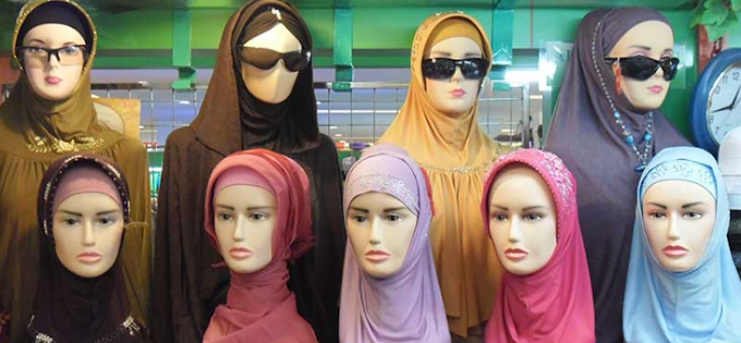 Which Hijab Style Suite Your Face