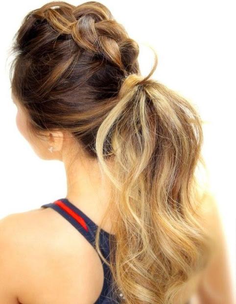 fresh spring hairstyles