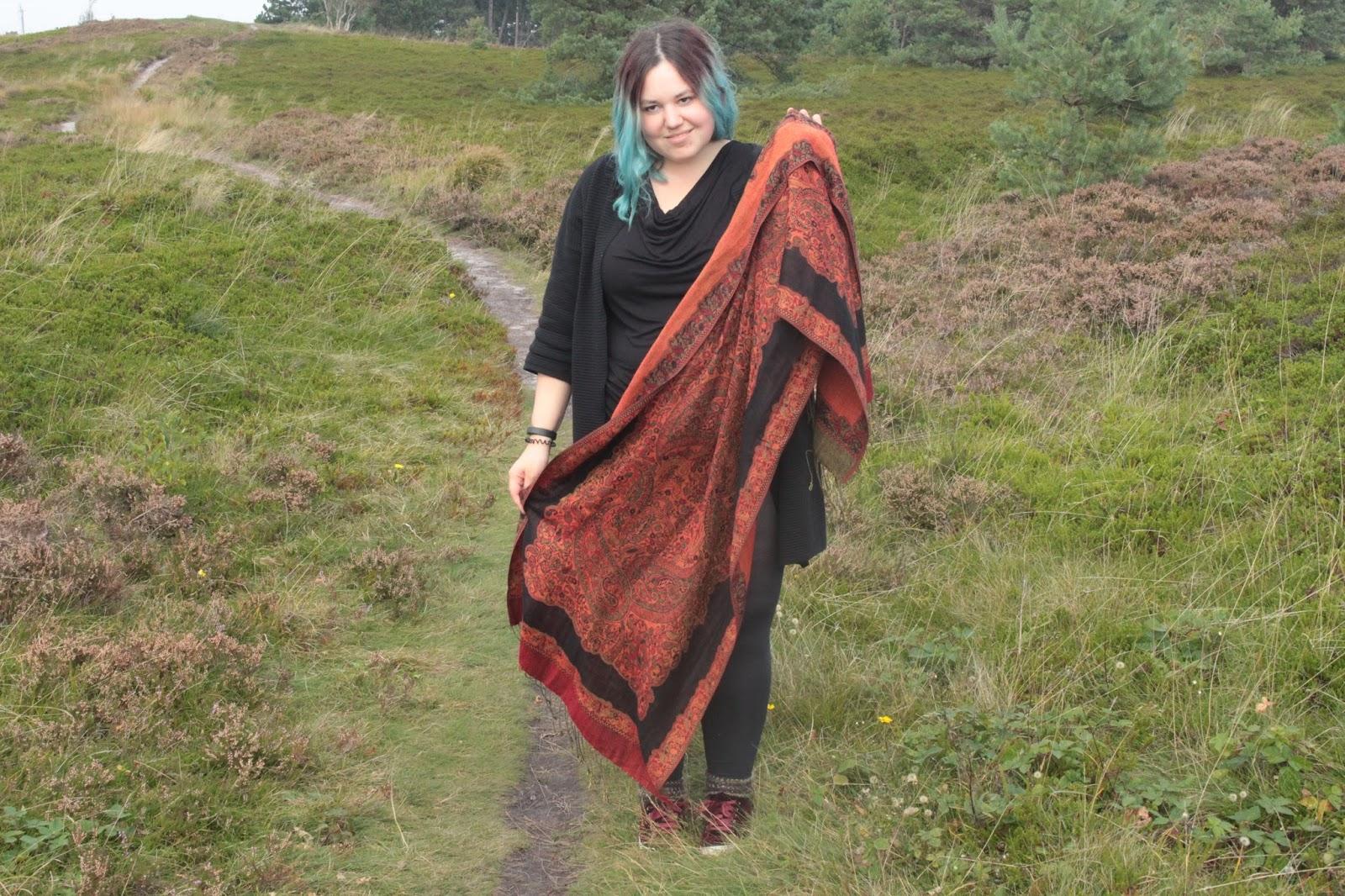 Outfit: Im Wald und auf der Heide - die Küstenheide in Cuxhaven