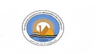 Balochistan University of Engineering and Technology Jobs 2021 - BUET Jobs 2021 - Application Form - www.buetk.edu.pk/jobs.html
