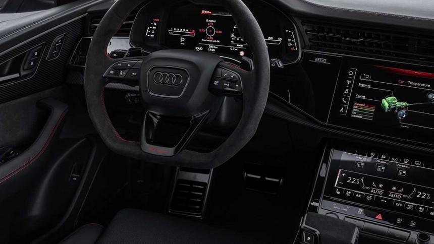 Manhart tung gói độ Audi RS Q8 đầy uy lực, công suất lên tới 900 mã lực