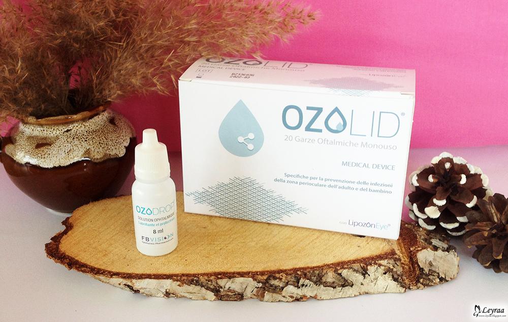 Ozodrop i Ozolid - preparaty z ozonem na zdrowe oczy