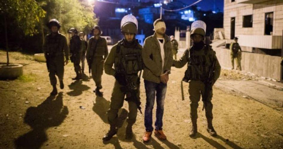 Brutal, Israel Lancarkan Penangkapan Luas Dan Penggeledahan Di Tepi Barat