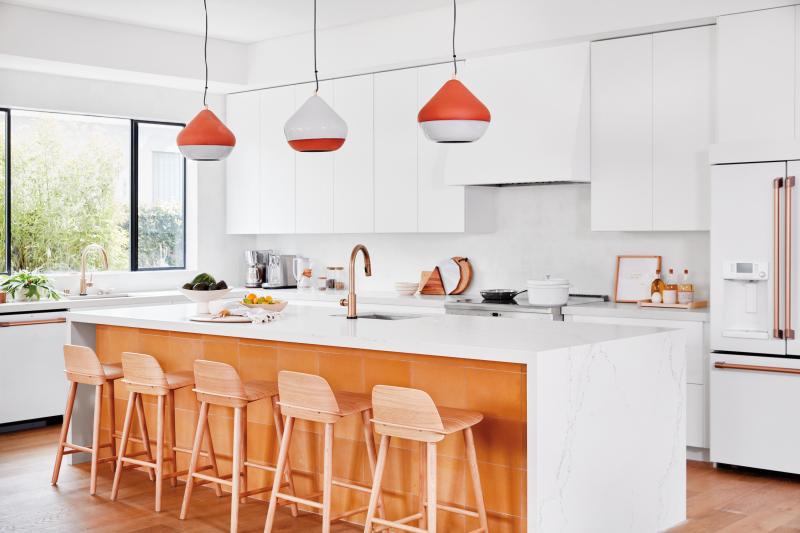 ilaria fatone_ garance doré home - kitchen in warm tones