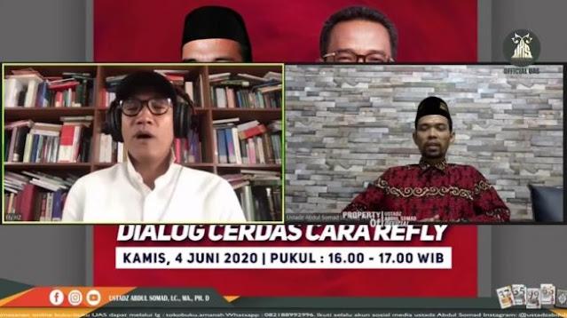Blak-blakan, Ustaz Abdul Somad Mengaku Harus Bayar Mahal karena Dukung Prabowo