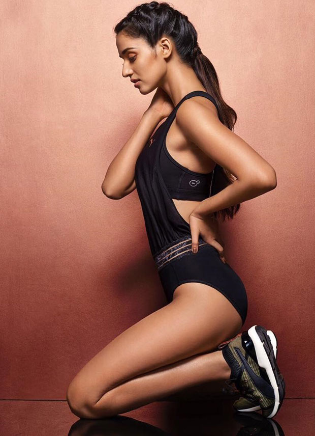 Disha Patani is a Sultry Babe in the Latest PUMA