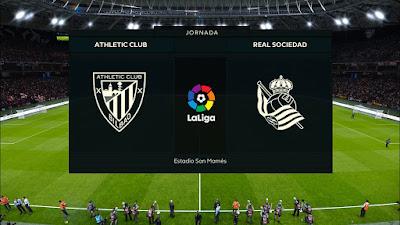 PES 2020 Scoreboard La Liga Santander by Ryudek