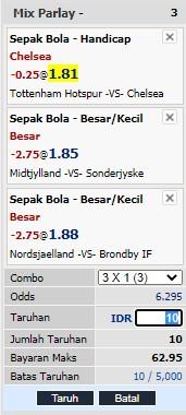 Prediksi Bola MixParlay Terpercaya di indonesia Pada Tanggal 04 - 05 Februari 2021