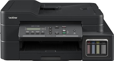 Brother DCP-T710W IND Multi-function WiFi Color Printer