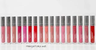 Harga Wardah Exclusive Matte Lip Cream