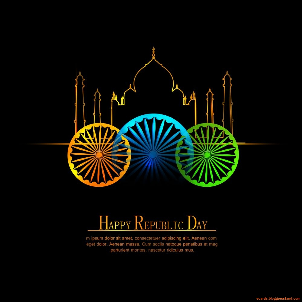 Happy Republic Day 26th january 2021 3d HD wallpapers
