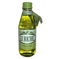Leriche Olive Oil (Minyak Zaitun Le Riche)