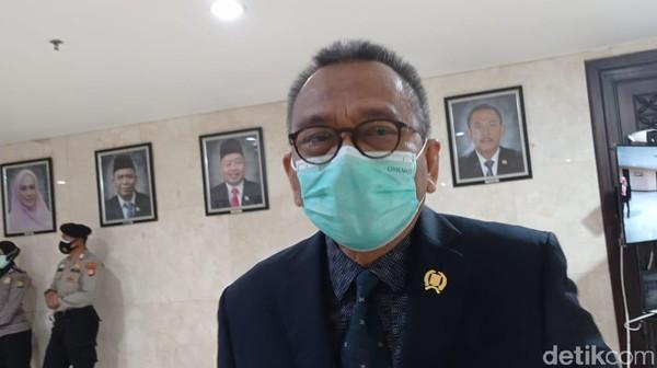 Gerindra DKI soal Banjir Jakarta: Jauh Lebih Sedikit dari Tahun Lalu