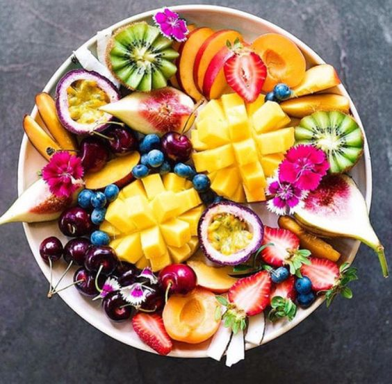 healthy fruits sante