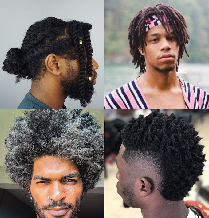 11 NATURAL HAIR CARE TIPS FOR MEN.