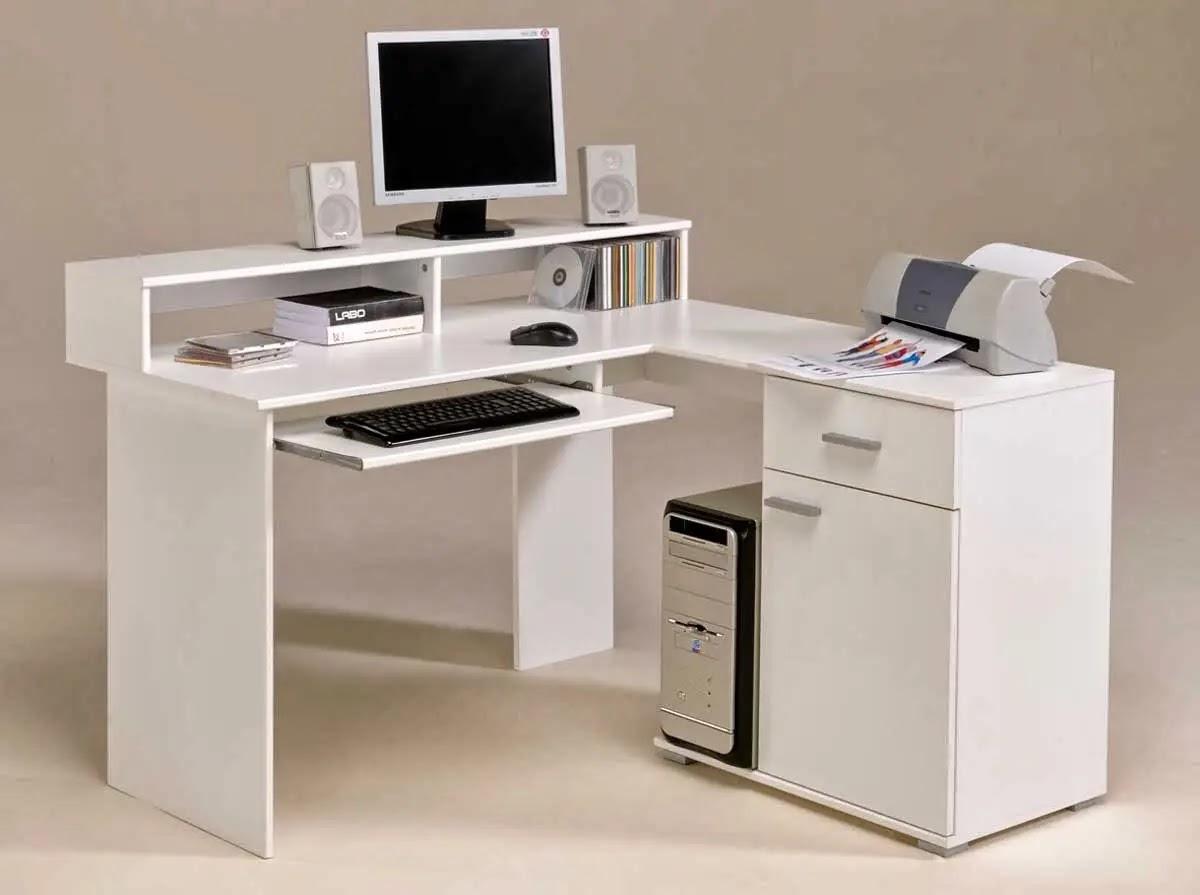 Unik dan Menarik, Berikut Ragam Meja Komputer Minimalis!