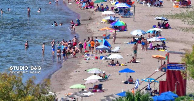 Ναύπλιο: Θάνατος 72χρονου στην παραλία Καραθώνας