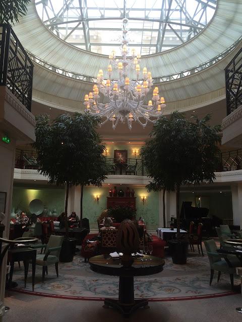La Bauhinia, Shangri-La Hotel Paris