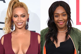 Tiffany Haddish Says She Speak to Beyoncé on the Bite Story It's Been