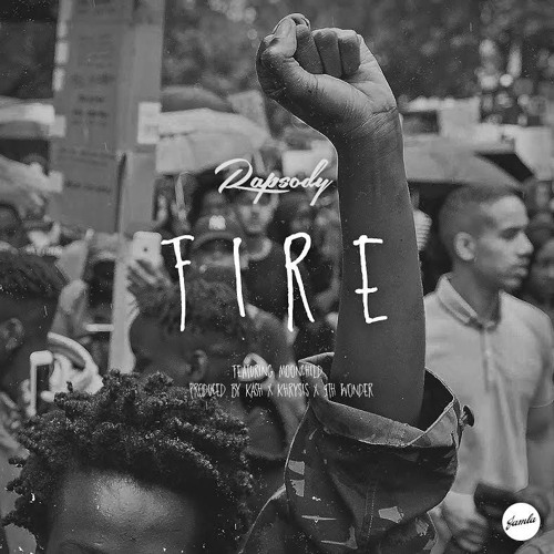 "RAPSODY – ""FIRE"" (PROD. 9TH WONDER, KHRYSIS & KASH)"