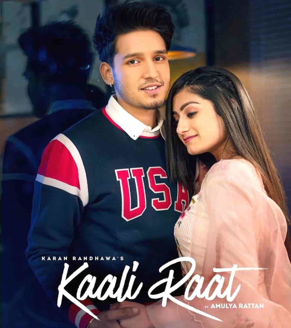 Kaali Raat Punjabi Song Image Karan Randhawa
