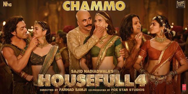 Chammo Lyrics – Housefull 4 | Akshay Kumar