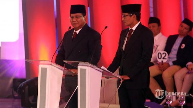 Prabowo: Presiden adalah <i>Chief of Law Enforcement</i>
