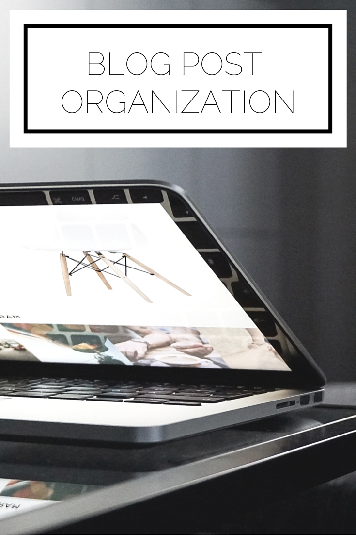 Click to read now or pin to save for later! Blogging can get overwhelming! Here's how to stay organized with your posts