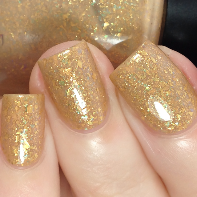 Bee's Knees Lacquer-If You don't Play With Me, I'll Cry